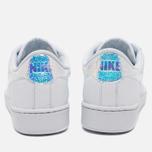 Женские кроссовки Nike Tennis Classic Premium White фото- 3