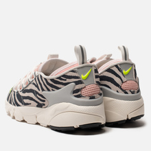 Женские кроссовки Nike x Olivia Kim Air Footscape NXN No Cover Summit White/Volt/Bleached Coral/Black фото- 2