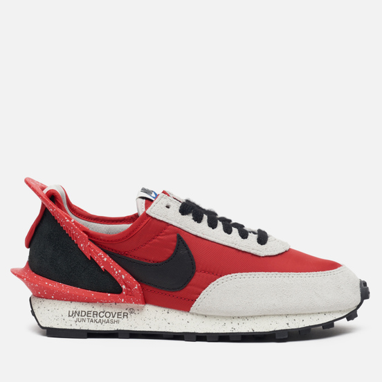 Кроссовки Nike x Undercover Wmns Daybreak University Red/Black/Spruce Aura