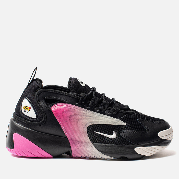 Женские кроссовки Nike Zoom 2K Black/White/China Rose