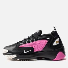 Женские кроссовки Nike Zoom 2K Black/White/China Rose фото- 5