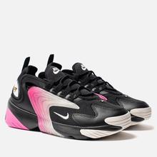 Женские кроссовки Nike Zoom 2K Black/White/China Rose фото- 0