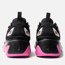Женские кроссовки Nike Zoom 2K Black/White/China Rose фото- 2