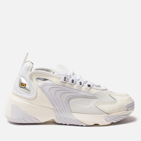 Женские кроссовки Nike Zoom 2K Sail/White/Black