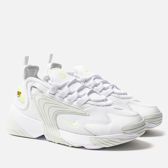 Женские кроссовки Nike Zoom 2K White/Barely Volt/Ghost Aqua