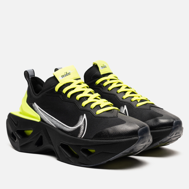 Женские кроссовки Nike Zoom X Vista Grind Off Noir/Off Noir/Lemon Venom/Black