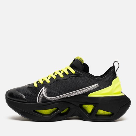 Женские кроссовки Nike Zoom X Vista Grind Off Noir/Off Noir/Lemon Venom/Black