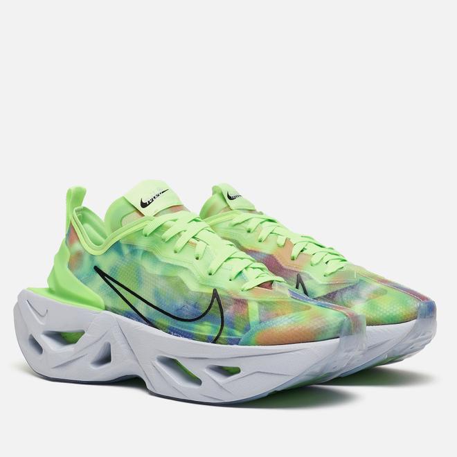 Женские кроссовки Nike Zoom X Vista Grind SP Lime Blast/Black/Sky Grey