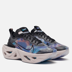Женские кроссовки Nike Zoom X Vista Grind SP Platinum Violet/Black/Oracle Aqua