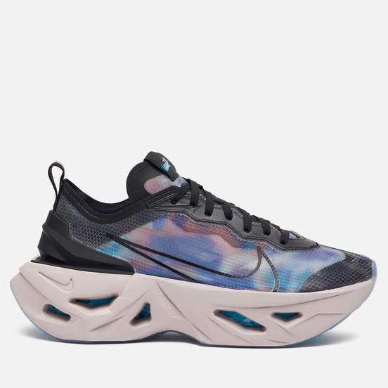 Женские кроссовки Nike Zoom X Vista Grind SP Platinum Violet/Black/Oracle Aqua