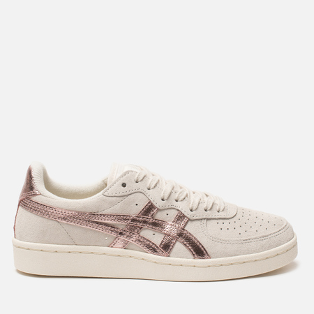 Женские кроссовки Onitsuka Tiger GSM Cream/Rose Water