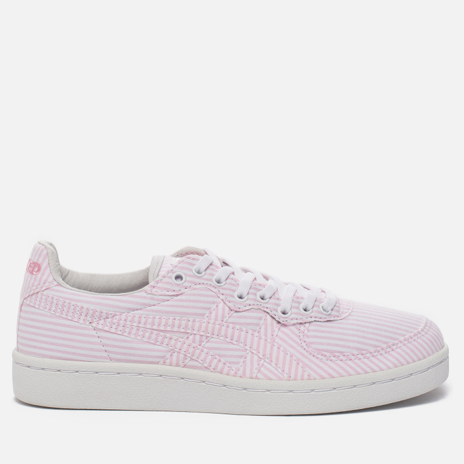 Женские кроссовки Onitsuka Tiger x Naked GSM Cotton Candy Light Pink/White