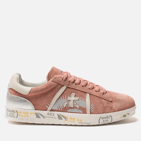 Женские кроссовки Premiata Andy-d 3078 Pink