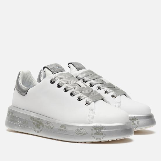 Женские кроссовки Premiata Belle 4541 White