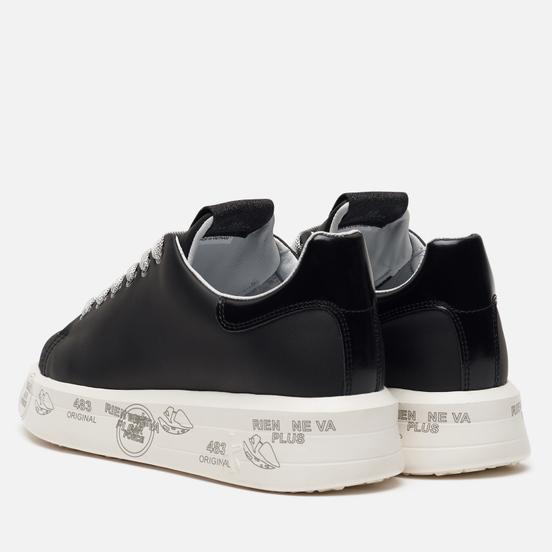 Женские кроссовки Premiata Belle 4543A Black