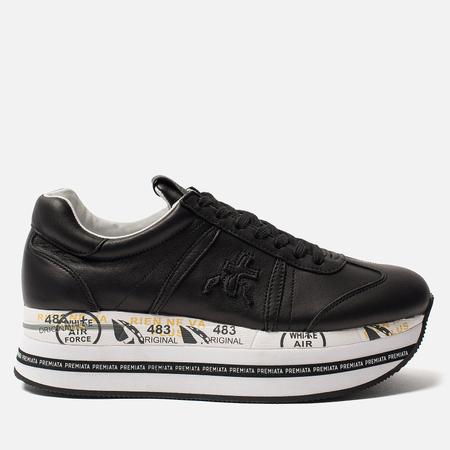 Женские кроссовки Premiata Beth 4039 Black