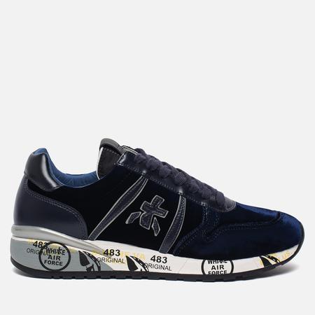 Женские кроссовки Premiata Diane 2633 Navy Blue
