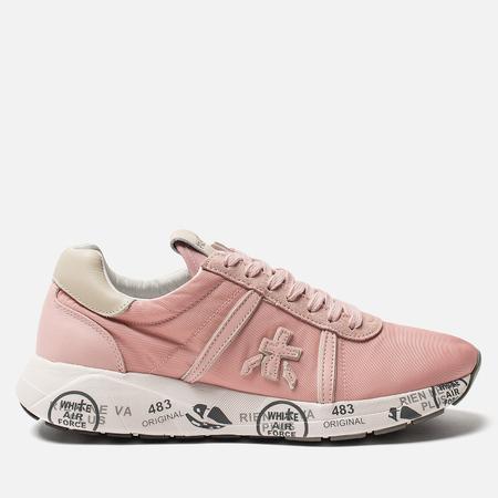 Женские кроссовки Premiata Matte-d 3050 Pink