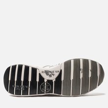 Женские кроссовки Premiata Matte-d 3877 White фото- 4