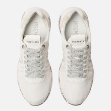 Женские кроссовки Premiata Matte-d 3877 White фото- 1
