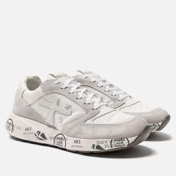 Женские кроссовки Premiata Zac-Zac-d 3060 White/Grey