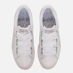 Женские кроссовки Puma Basket Heart Oceanaire White/White фото- 3