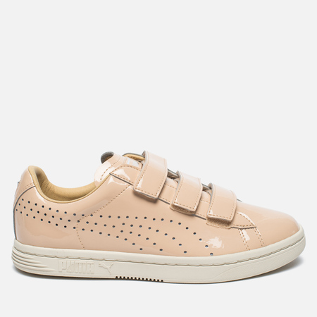 Puma Court Star Velcro Nude Women's Sneakers Natural