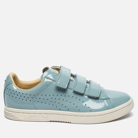 Puma Court Star Velcro Nude Women's Sneakers Slate/Whisp