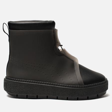 Женские кроссовки Puma Platform Trace Rain Boot Puma Black/Black