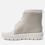 Женские кроссовки Puma Platform Trace Rain Boot White/Gray Violet фото- 1
