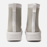 Женские кроссовки Puma Platform Trace Rain Boot White/Gray Violet фото- 3