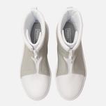 Женские кроссовки Puma Platform Trace Rain Boot White/Gray Violet фото- 5