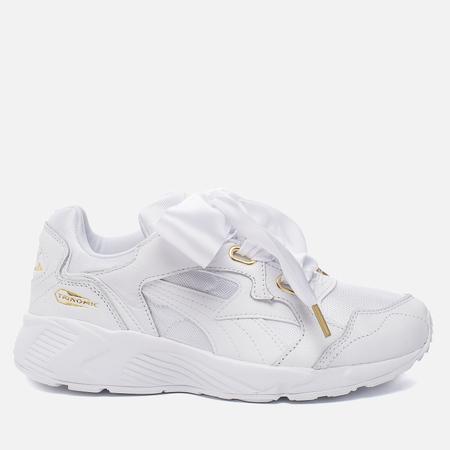 Женские кроссовки Puma Prevail Heart White/White