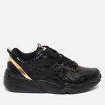 Puma R698 Exotic Pack Women's Sneakers Black/Gold  photo- 0