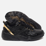 Puma R698 Exotic Pack Women's Sneakers Black/Gold  photo- 2