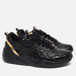 Puma R698 Exotic Pack Women's Sneakers Black/Gold  photo- 1
