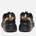 Puma R698 Exotic Pack Women's Sneakers Black/Gold  photo- 3