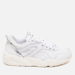 Женские кроссовки Puma R698 Exotic Pack White/Silver фото- 0