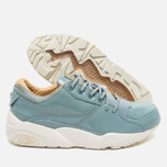 Puma R698 Women's Sneakers Patent Nude Slate photo- 1