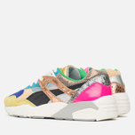 Женские кроссовки Puma R698 Polly Pack Blue/Green Sheen/Whisper White фото- 2