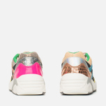 Женские кроссовки Puma R698 Polly Pack Blue/Green Sheen/Whisper White фото- 3