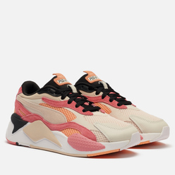 Женские кроссовки Puma RS-X3 Mesh Pop Marshmallow/Bubblegum