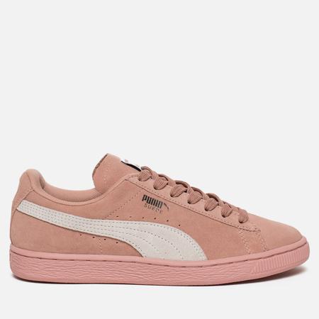 Женские кроссовки Puma Suede Classic Peach/Beige/White