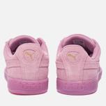 Женские кроссовки Puma Suede Heart Reset Prism Pink/Prism Pink фото- 3