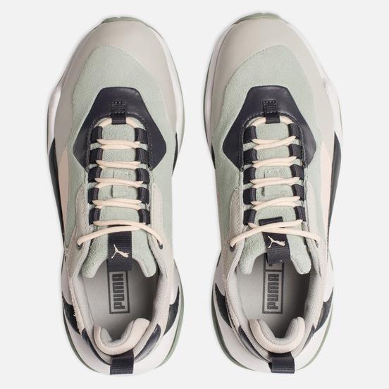 Женские кроссовки Puma Thunder Colour Block Gray Mist/Silver Peony