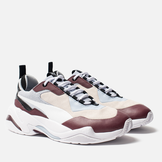 Женские кроссовки Puma Thunder Colour Block Pastel Parchment