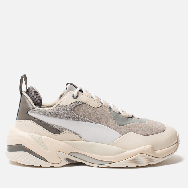 Женские кроссовки Puma Thunder Colour Block Quarry/White Smok