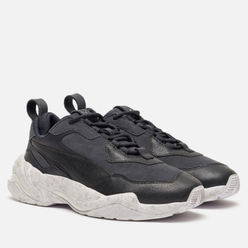Женские кроссовки Puma Thunder Distressed Ebony/Silve