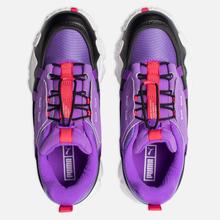 Женские кроссовки Puma Trailfox Overland Purple Glimmer/Black фото- 1