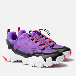 Женские кроссовки Puma Trailfox Overland Purple Glimmer/Black